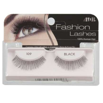 Ardell Lashes 109 Black Strips Lashes