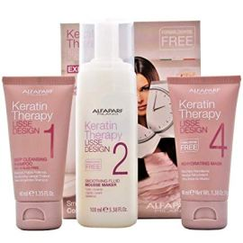 Alfaparf Lisse Design Hair Smoothing Express Kit