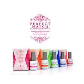 Perfect Match Gel Polishes