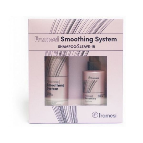Framesi Smoothing Shampoo & Conditioner Retail Pack