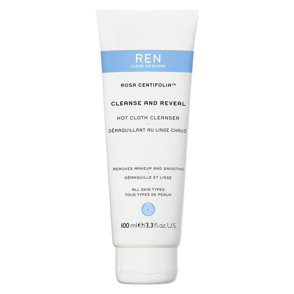 Ren Skincare Cleanse Reveal Hot Cleasner