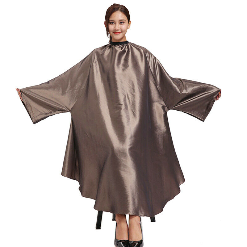 Hair Tools Satin Gown Brown