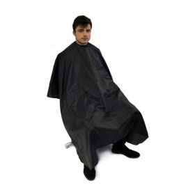 Hair Tools Pinstripe Barber Gown