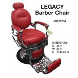 Beauty International Legacy Barber Chair