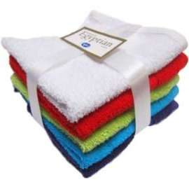 Egyptian Beauty Face Towel (All Colours)