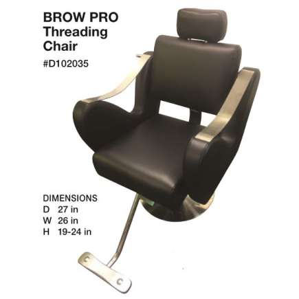 Beauty International Brow Professional Threading Chair