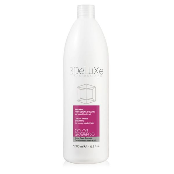 3 DeLuxe Color Protection Shampoo
