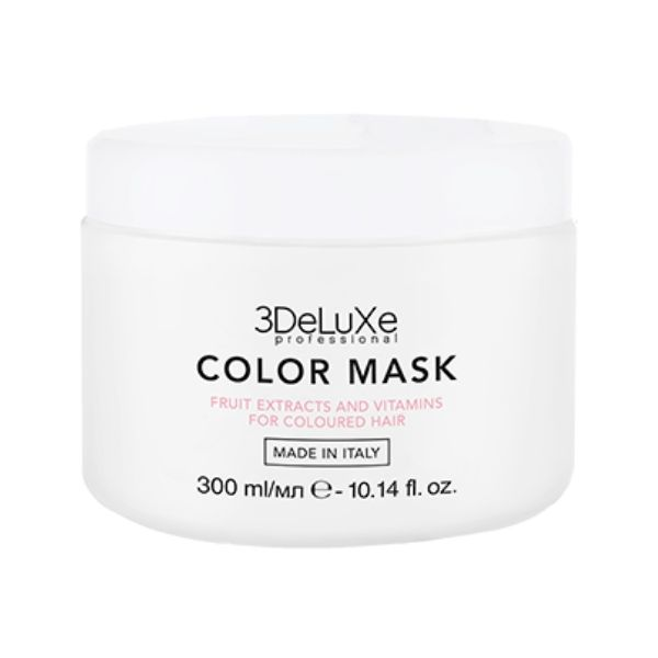 3 DeLuxe Colour Mask Hair Treatments