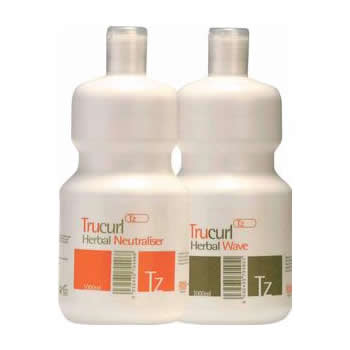Truzone Herbal Perm Twin Pack
