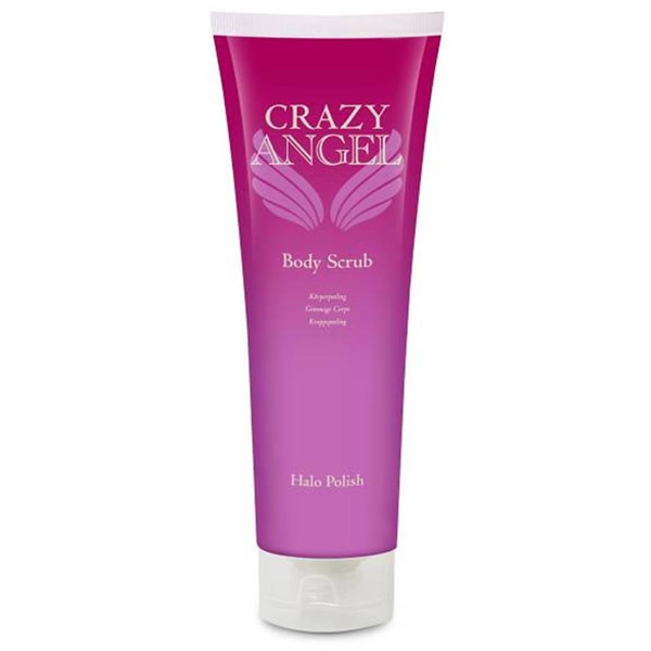 Crazy Angel Halo Polish Scrub