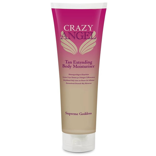 Crazy Angel Tan Extending Moisturiser