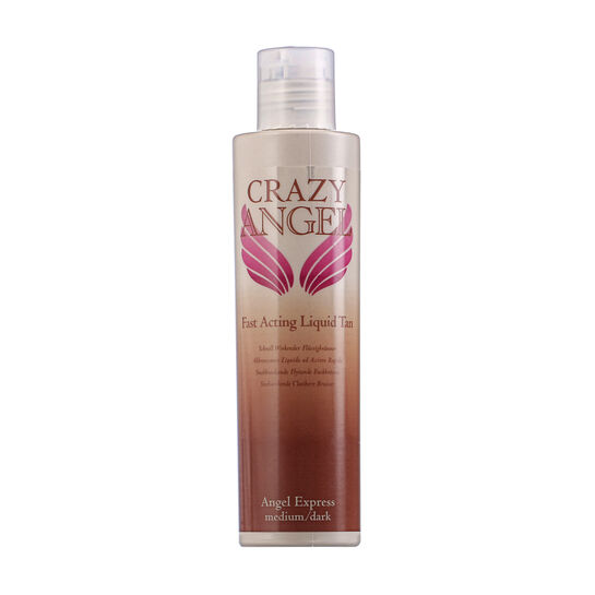 Crazy Angel Fast Acting liquid Tan
