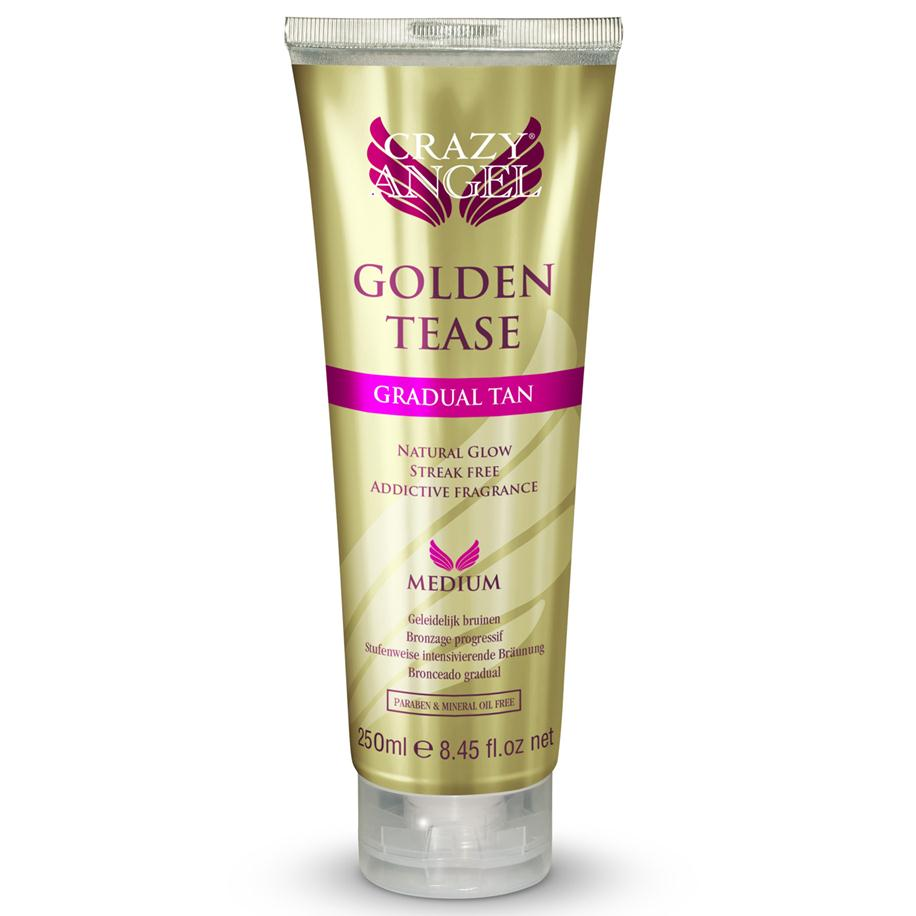 Crazy Angel Golden Tease Lotion