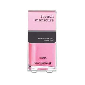 Salon Systems French Manicure Nail Polishes