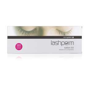 Salon Systems Eyelash Perm Kit