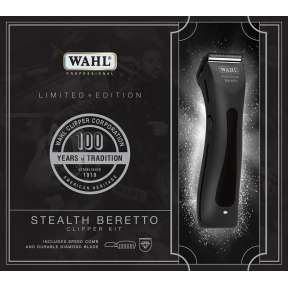 Wahl Stealth Beretto Cordless Clipper