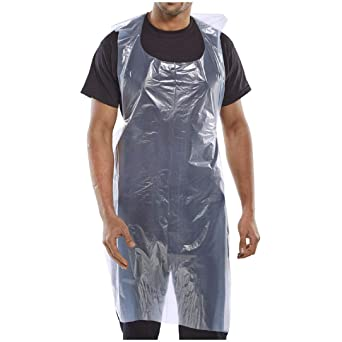 Bodyguard Disposable Aprons 100 Pack