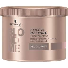 BlondeMe Keratin Mask 500ml