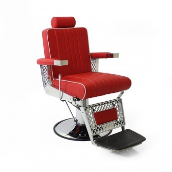 REM Viscount Coloured Barber Chair