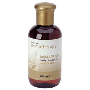 Natures Way Ageing Aromatheraphy Oil