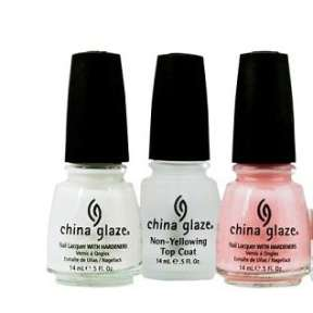 China Glaze Love Story French Manicure Kit
