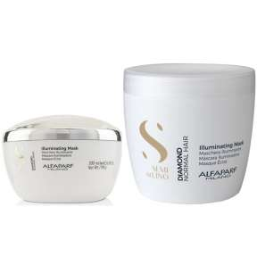 Alfaparf Semi Di Lino Illuminating Hair Mask