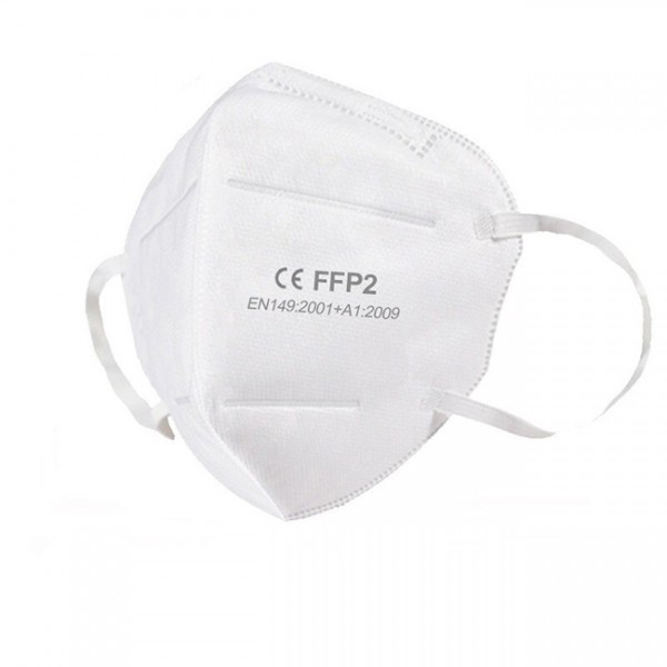 FFP2 High Filtration Round Face Mask
