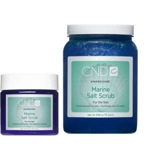 Creative Nail Design Marine Salt Scrubs