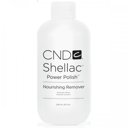 Creative Nail Design Shellac Nourishing Remover