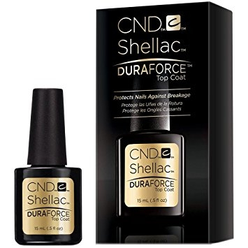 Creative Nail Design Duraforce Top Coat 15ml
