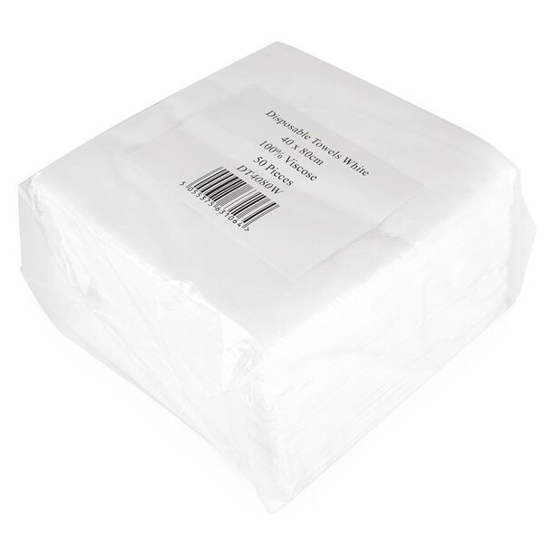 Disposable Salon Towels 50 Pack