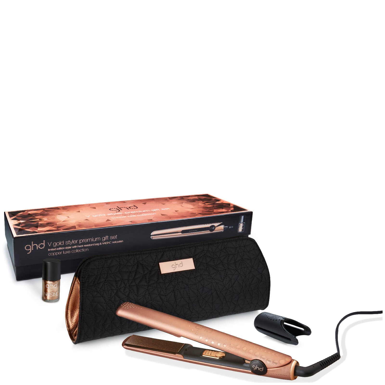 GHD V Gold Luxe Straightener