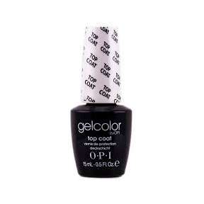 OPI Gel Color Top Coat