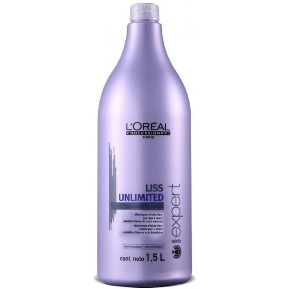 L'Oreal Serie Unlimited Force Shampoo