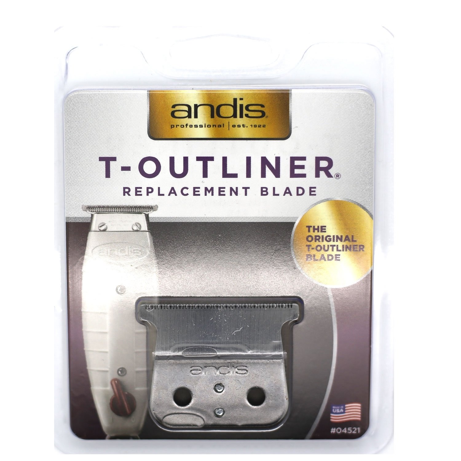 Andis T-Outliner Replacement Trimmer Blade