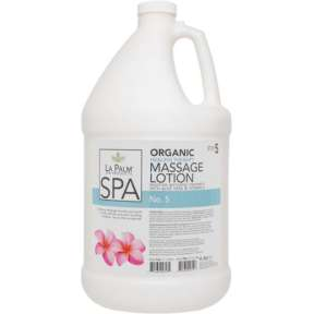 La Palm No.5 Organic Lotion