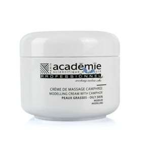Académie Scientifique de Beauté Massage Cream with Camphere