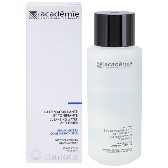 Academie Scientifique De Beaute Cleansing Water & Toner Eau Dermaqillante