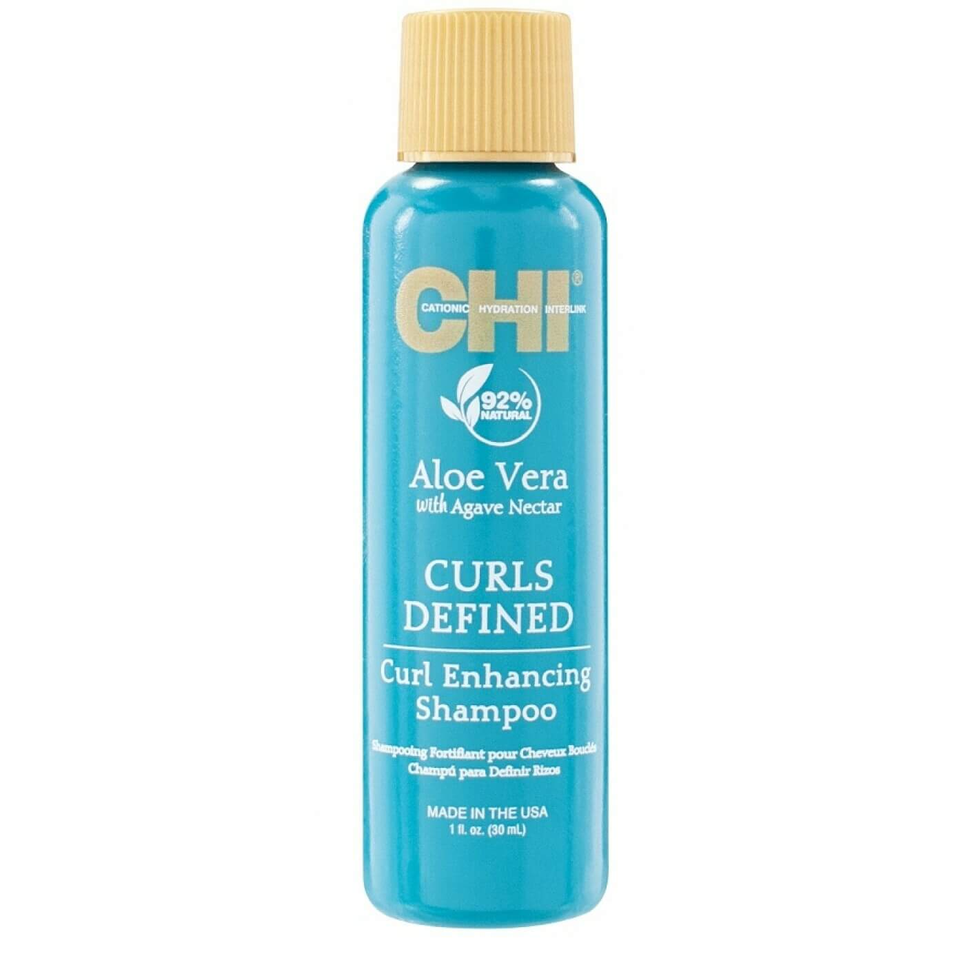 CHI Aloe Curl Enhance Shampoo