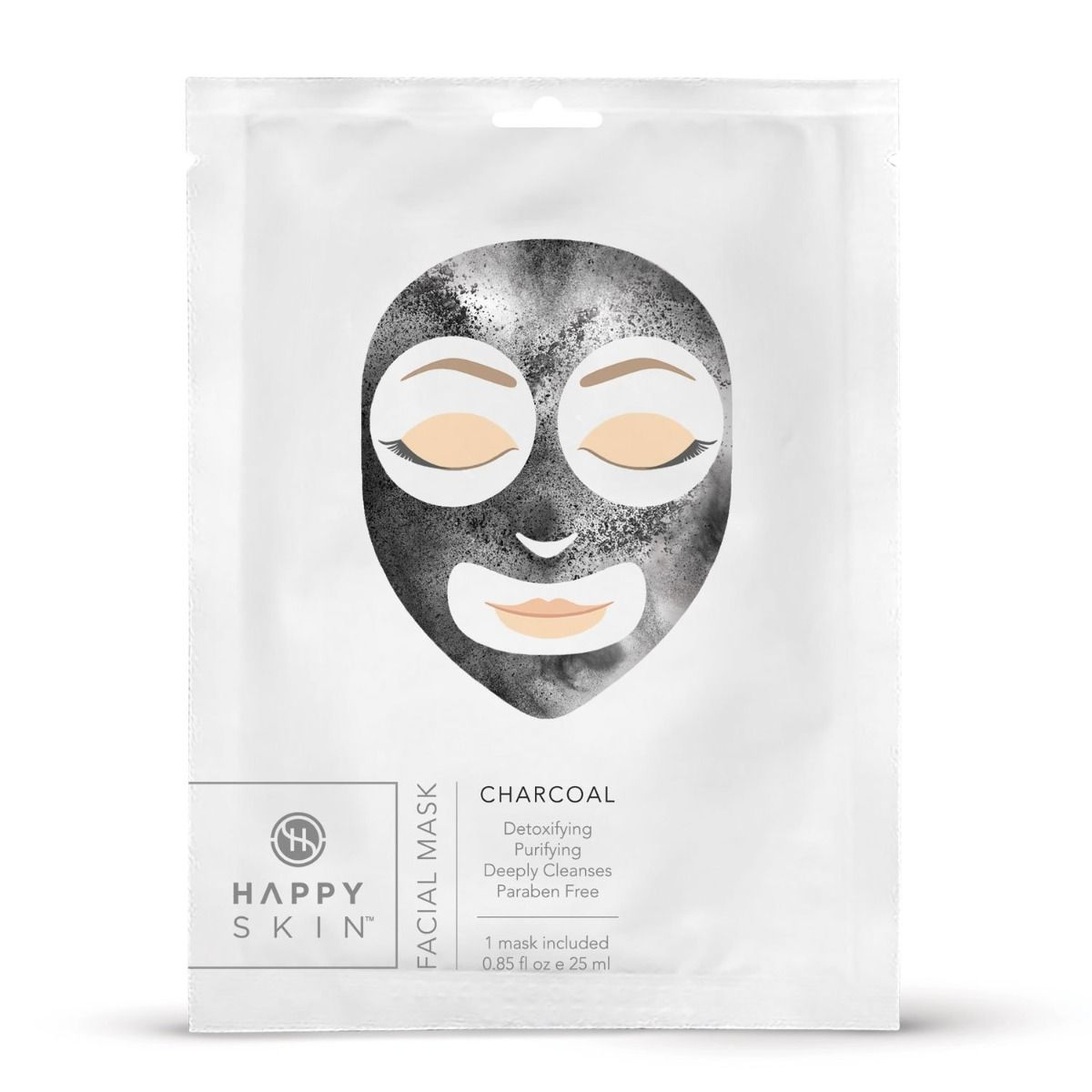 Happy Skin Charcoal Face Mask