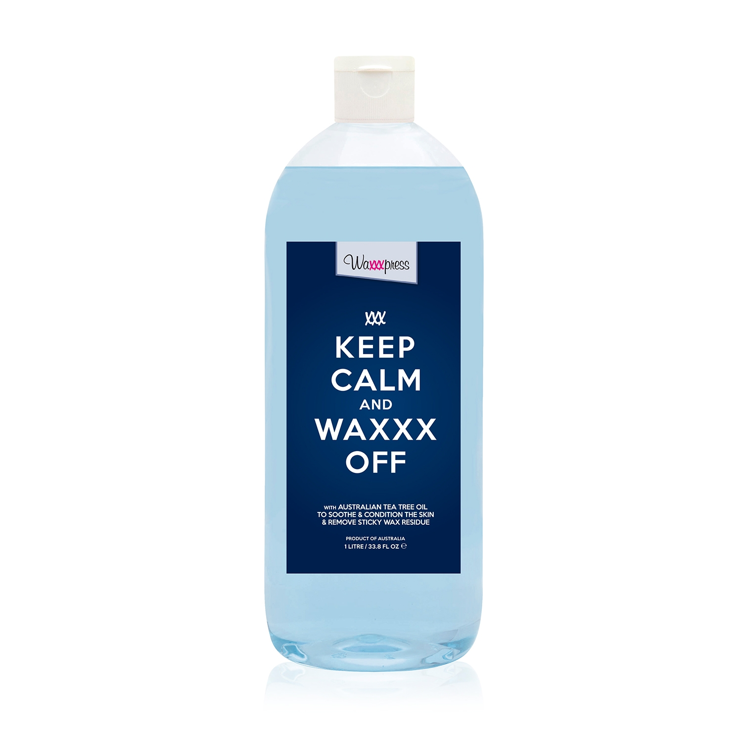 Waxxxpress Keep Calm Afterwax Oil 1 Liter