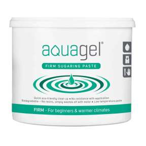 Aqua Gel Firm Sugar Wax 400ml