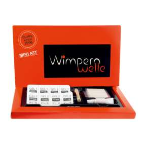 Wimpernvielle Mini Classic 8 Treatment Lash Lifting Kit