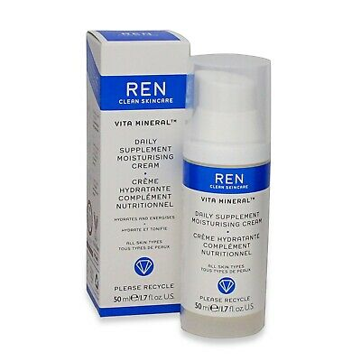 Ren Skincare Daily Supplement Moisturising Cream