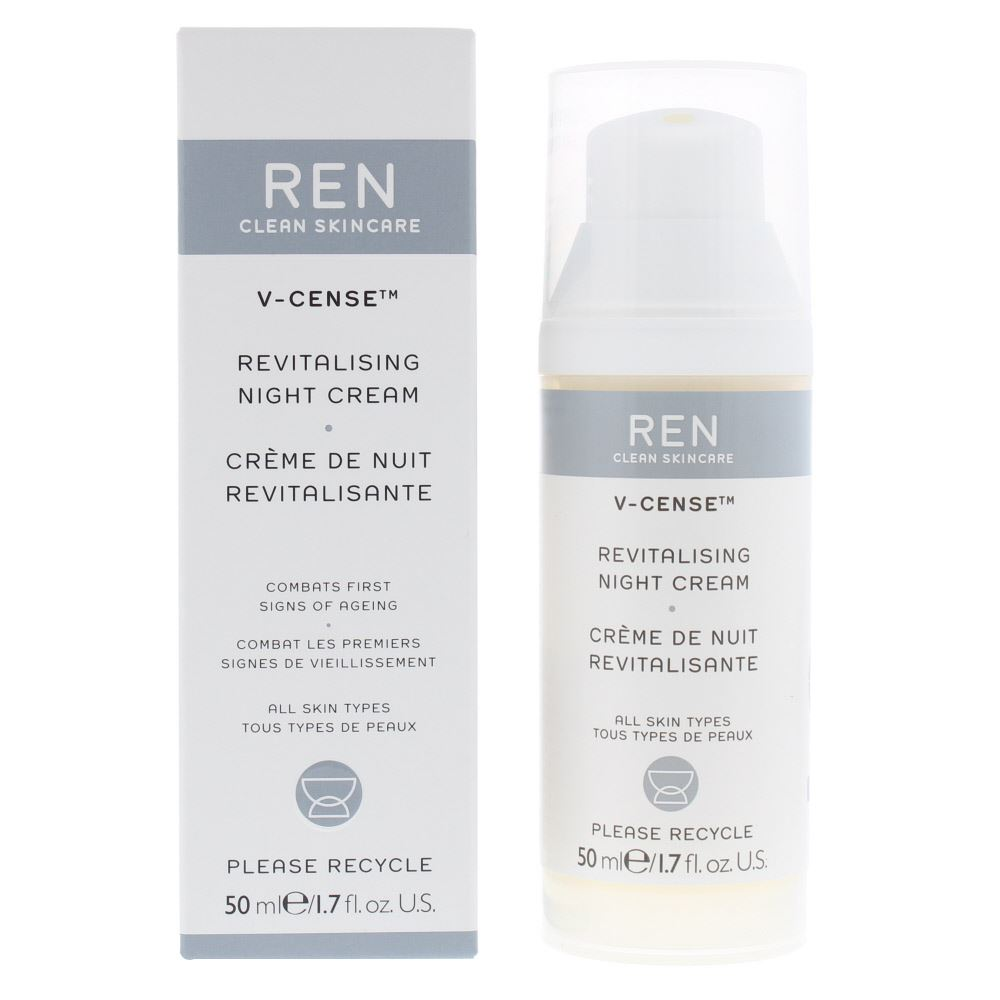 Ren Skincare Revitalising Night Cream