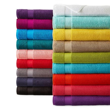 Egyptian Beauty Bath Towels (All Colours)