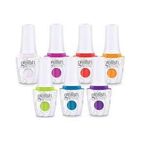Gelish Soak Off Gel Polishes