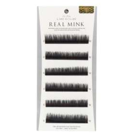 Blink Real Mink Lash C Curve 0.20mm Sizes 7mm to 14mm