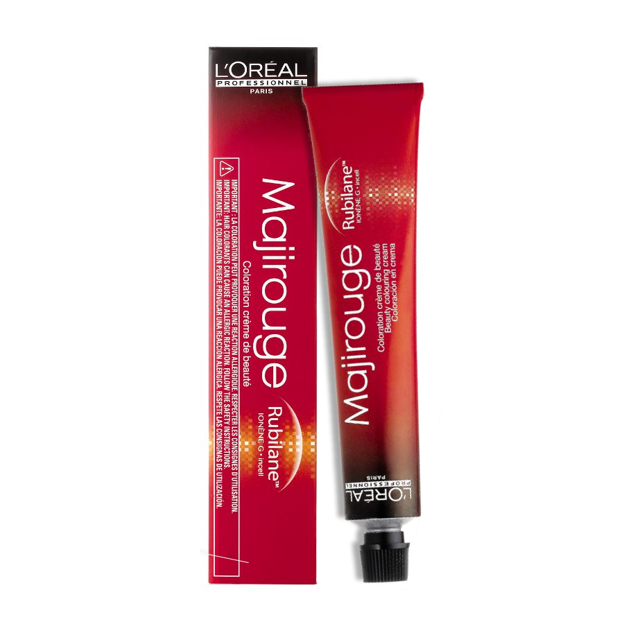 L'Oreal  Majirouge Hair Colours
