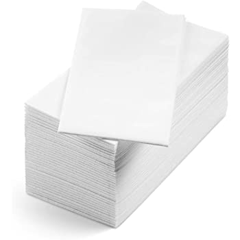 Disposable Bio Degradable Salon Basic Towels 100 Pack